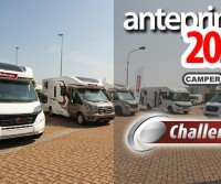 Challenger 2020 - Anteprima camper - Motorhome preview