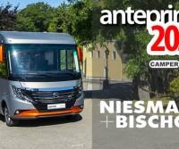 Niesmann+Bischoff 2020 - Anteprima camper - Motorhome preview
