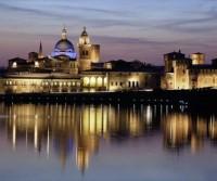 Mantova, la città dei 3 laghi