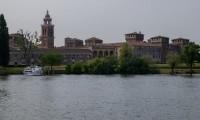 Mantova, la citt� circondata dall'acqua