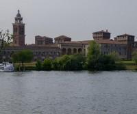 Mantova, la città circondata dall'acqua