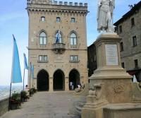 8 giorni nel Centro Italia