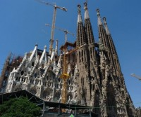 Visita di Barcellona - Primavera 2010