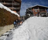 Svizzera: Leukerbad e il lago Lemano