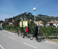 Ciclabile San Lorenzo - Sanremo