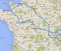 In giro per la Francia