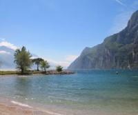 Lago di Garda, Lago di Ledro
