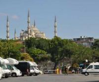 Istanbul via terra e Isola di Thassos