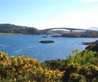 La Scozia e le Highlands in fiore