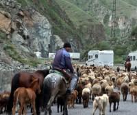 Asia centrale - 18.000 km