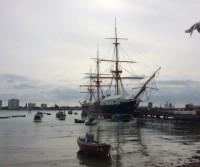 Arundel Castle + museo navale di Portsmouth