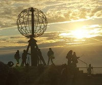 Finlandia - Capo Nord 2016