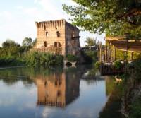 Mincio e Lago di Garda a Settembre 2016