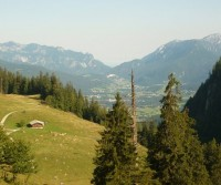 Tirolo, sud Baviera, Foresta Nera