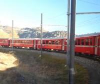 Treno del Bernina e Livigno - Ponte dei Santi