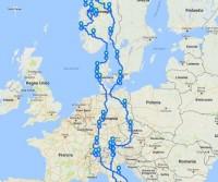 Estate 2016 - 10.000 Km in in giro per l'Europa