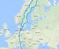 Svezia, Norvegia, Finlandia