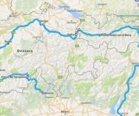 Svizzera e Liechtenstein in camper e bicicletta