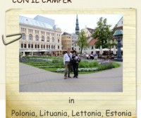 Polonia, Lituania, Lettonia e Estonia