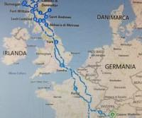 Viaggio in Francia, Inghilterra, Scozia.