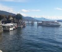Lago Maggiore, da Arona a Cannobbio - Ottobre 2017