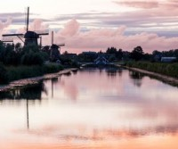 La tranquilla Olanda