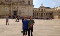 Venezia - Lecce, con soste intermedie
