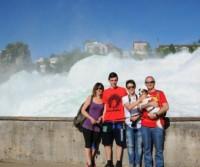 Cascate del Reno e lago di Costanza