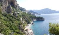 Campania, isola di Capri e costiera amalfitana