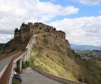 Senza meta per l'Italia centrale