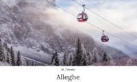 Ad Alleghe per sciare...