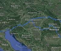 In camper attraverso la Romania