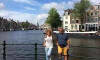 Tour in Germania, Belgio, Olanda