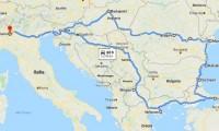 Tour del sud-est europeo