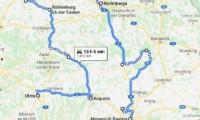 Strada Romantica, Baviera e dintorni