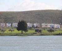 Area sosta camper Fenicottero Rosa