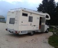 Area camper Cansiglio