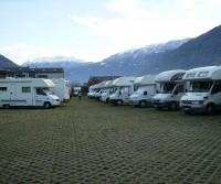 Area camper Tirano