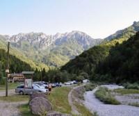 Parcheggio Lago di Cassiglio