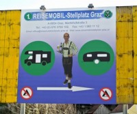 Reismobilstellplaz Graz