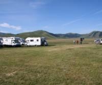 Area camper Pian Grande