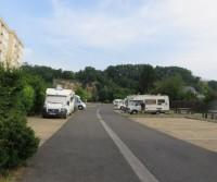Area di sosta a Périgueux