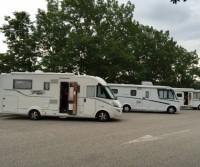 Area sosta camper Castellina