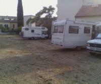 Parking Camper Stop & Go