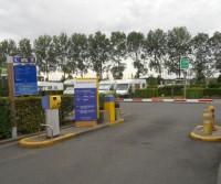 Parking Kanaaleiland - Kampeerautoterrein