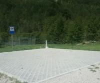 Area sosta Val D'arzino