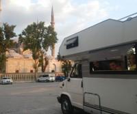 Selimiye Cami Otoparki