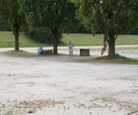 Festplatz in Landau