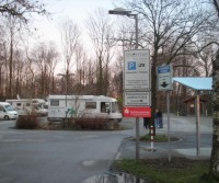 Motorhome Parking Therme bad aibling