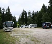 Gotschen-alm parking